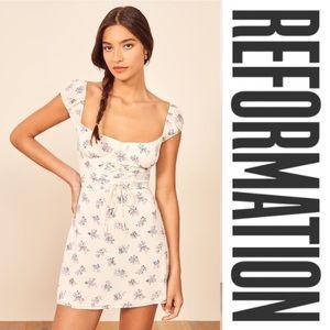 Reformation • Jess Dress • Size 4 • NWT